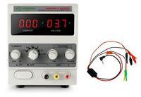Yaogong 1502DD 15V 2A AC к DC источник питания регулируемый ток светодиодный дисплей для ремонта мобильных телефонов