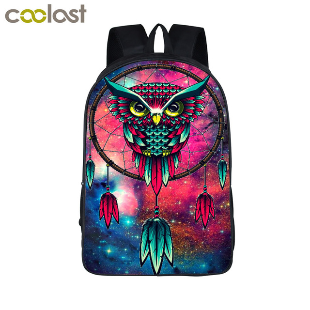 cartoon 3D animal kids school bags backpack girl teenager shoulder ...