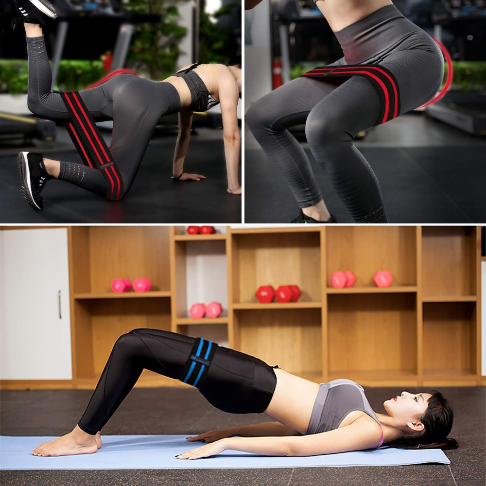 Gym exercises for butt