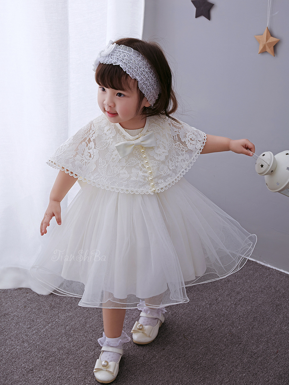 infant christening gown 05