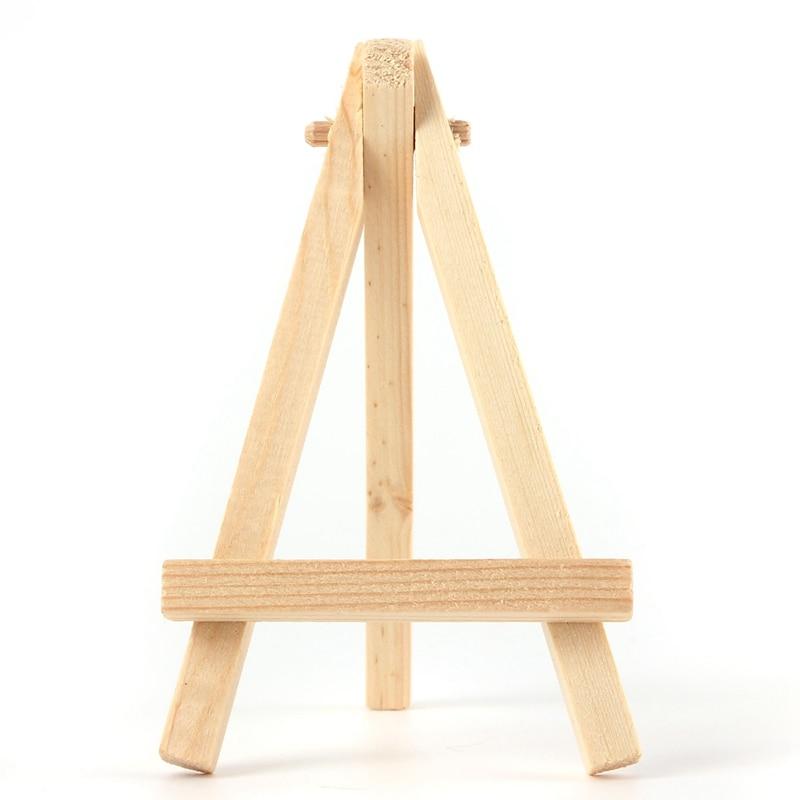 Aliexpress.com : Buy 5PCS Mini Wood Artist Easel Wedding Number ...