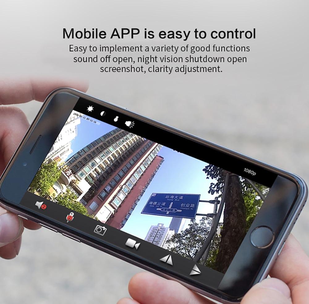 Spy Camera – Mini Magnetic IP Camera 1080P with IR Night Vision & Motion Detection 5
