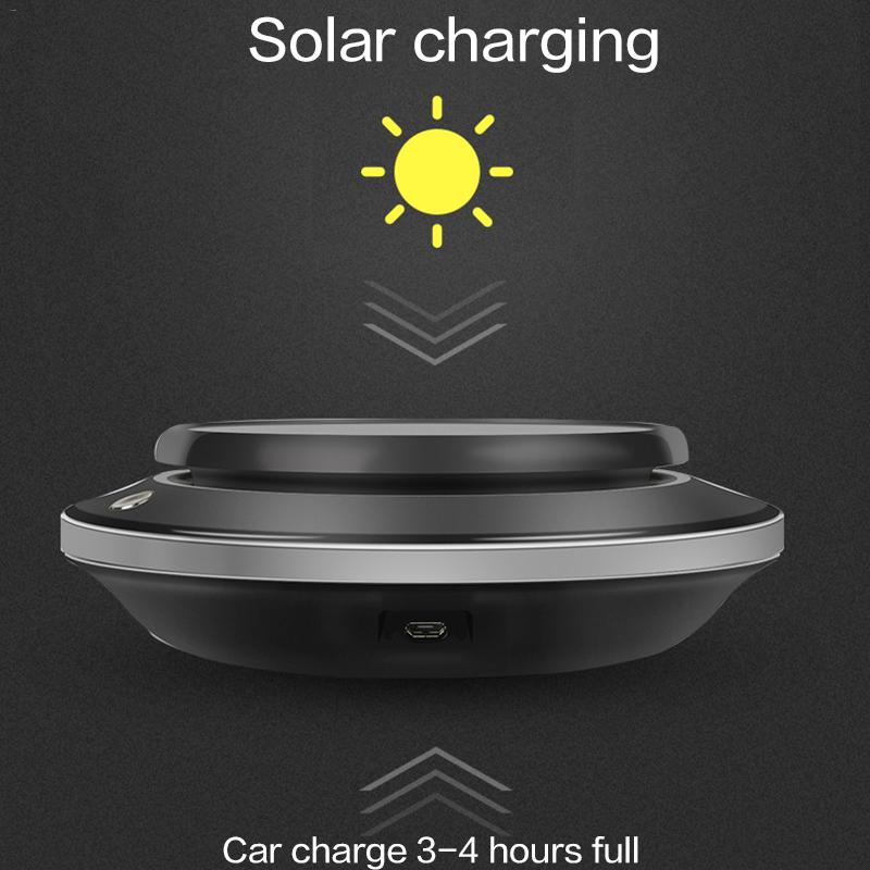 цена на Car Solar Energy Negative Ion Anion Car Air Cleaner Aromatherapy Machine Odor Formaldehyde Absorption Automotive Supplies