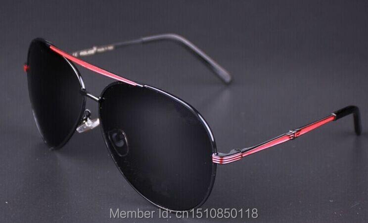 2015 New Fashion Sunglasses Polarized Men s Glasses For Police Driving High  Quality C85(sunglasses with logo+original box ) 79e3149f99