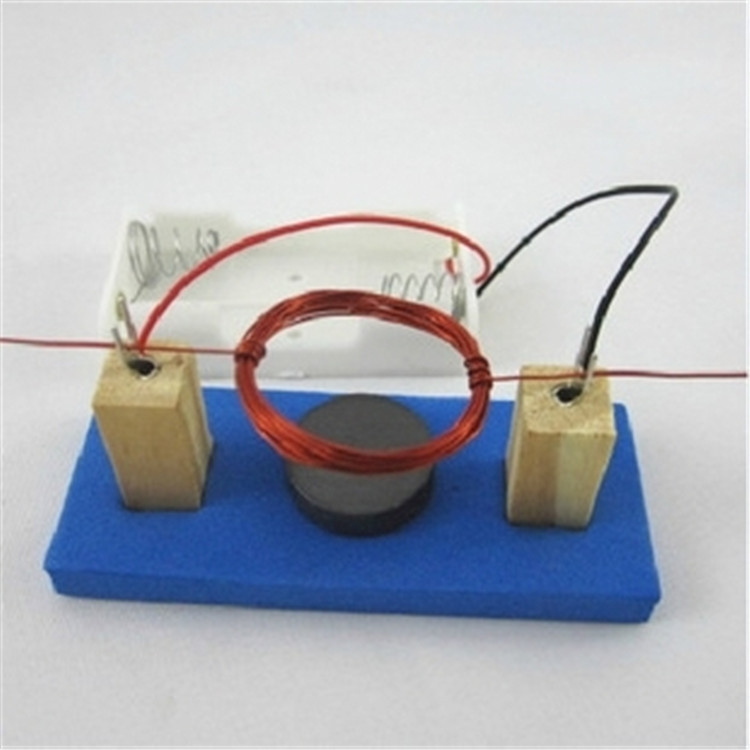 Child Educational Toys Homemade Motor Fun Physics Science Experiment Elementary Student Diy Material Best Gifts For Kids Child