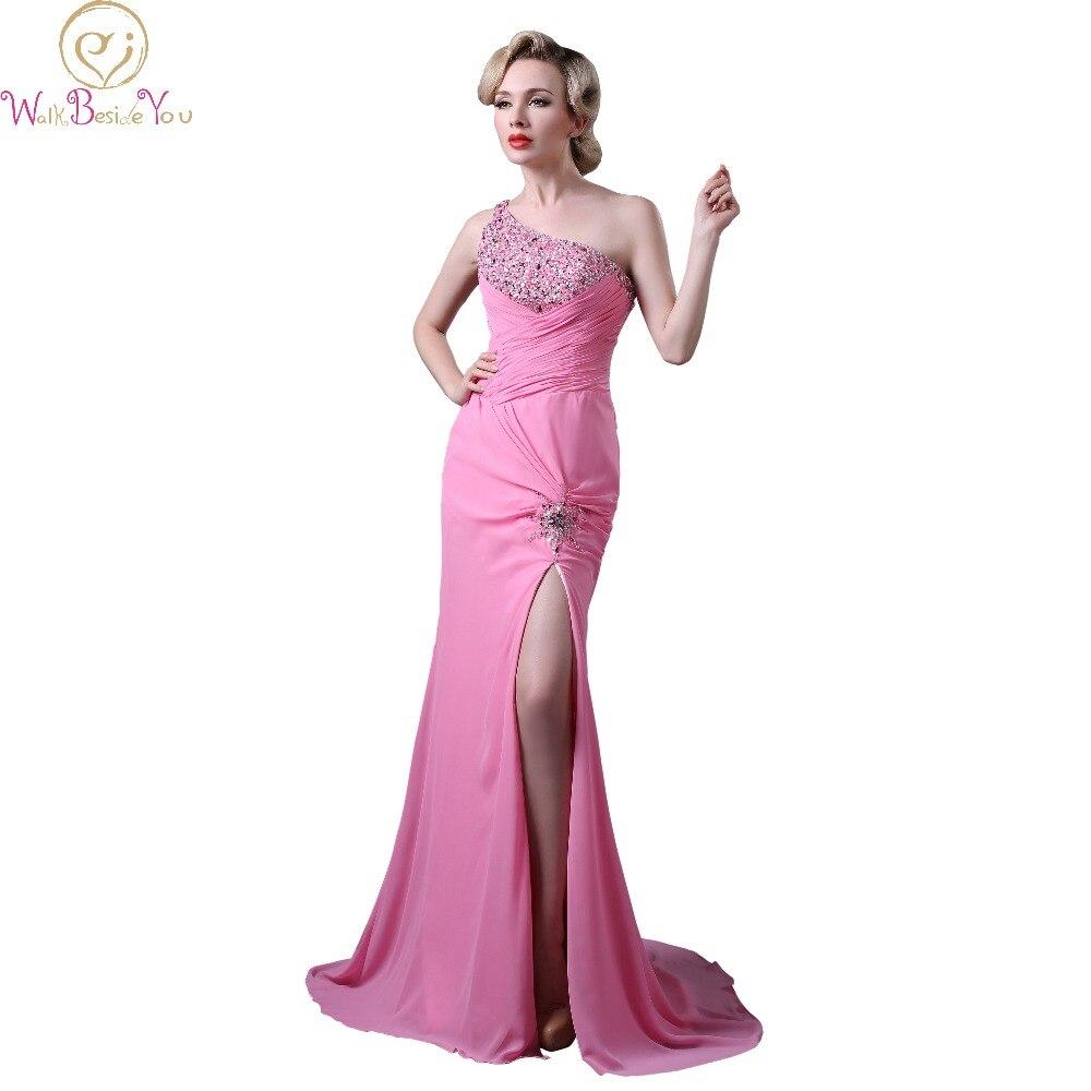 Fantastisch Eine Schulter Abendkleider Ideen - Hochzeit Kleid Stile ...