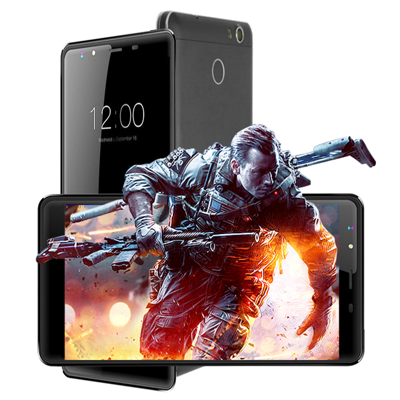 LEAGOO Shark 1 font b Smartphone b font 4G LTE 2 5D Screen 6 0 FHD