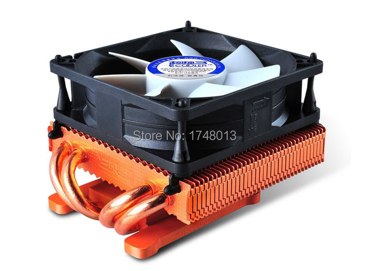 8cm fan 4 heatpipe, for NVIDIA /ATI Graphics Cooler, GPU Graphics Fan, GPU Radiator, PcCooler K80D free shipping 90mm fan 4 heatpipe vga cooler nvidia ati graphics card cooler cooling vga fan coolerboss