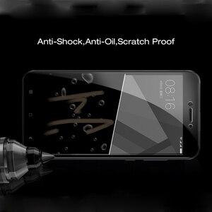 Image 2 - מזג זכוכית עבור Xiaomi RedMi 4 4X 4A 4Pro מסך מגן, suntaiho 2.5D מלא מזג זכוכית סרט לxiaomi הערה 4 4X