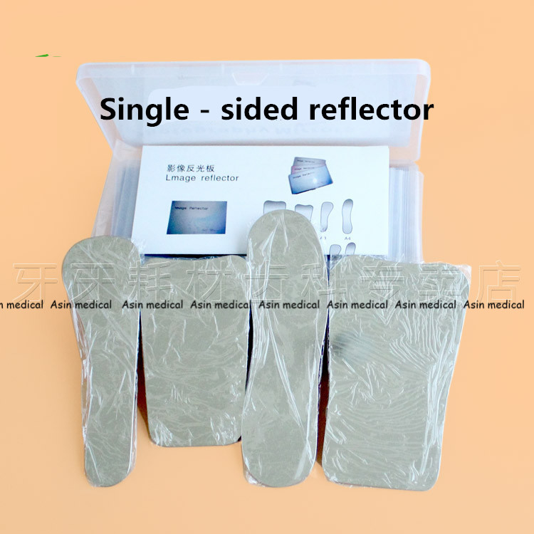 New Arrival Dental Photographic Mirror Intraoral Reflector Stainless Steel Oral Mirrors for Dentist Dental Lab 4Pcs/Kit orthodontic intra oral reflector dental stainless steel photography mirrors 5pcs new