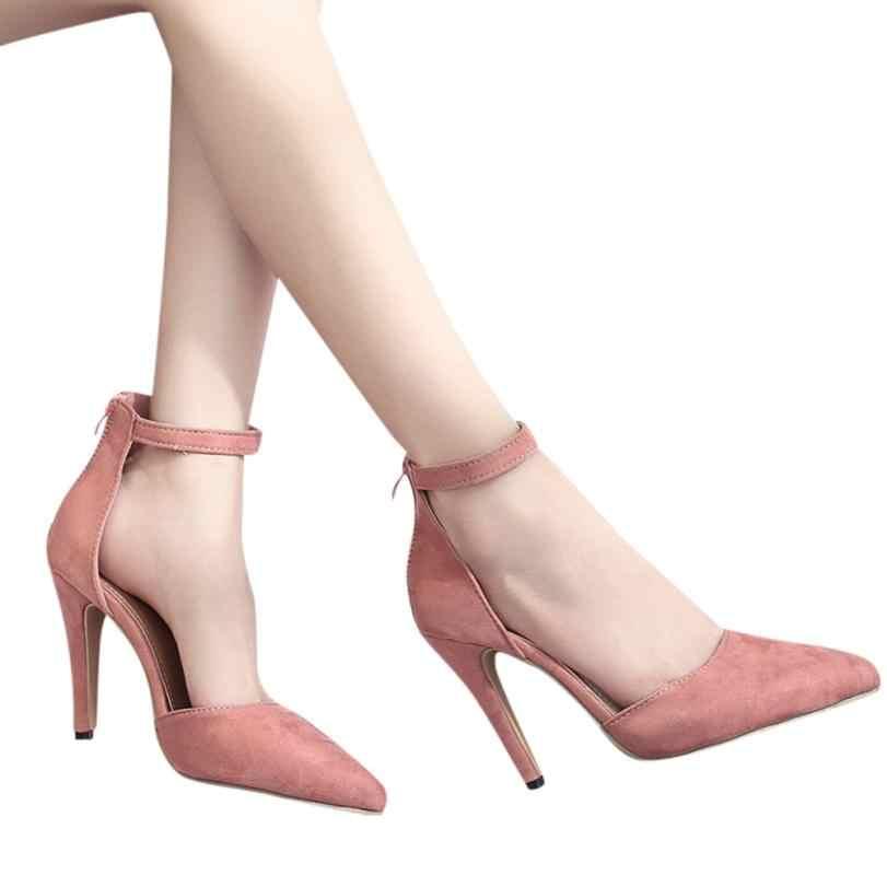 9e9b9f6c4 ... YOUYEDIAN/пикантные туфли на высоком каблуке, туфли-лодочки на  платформе высокого качества, ...