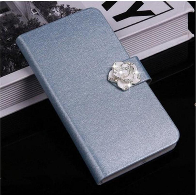 Flip Stand Book Style Seidenetui Capa Für Samsung Galaxy S2 S3 S4 S5 - Handy-Zubehör und Ersatzteile - Foto 5