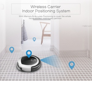 Image 5 - (FBA) LIECTROUX רובוט שואב אבק B6009, מפת ניווט, חכם זיכרון, יניקה 3000 pa, כפול מנורת UV, רטוב יבש לנגב, Wifi App aspirador