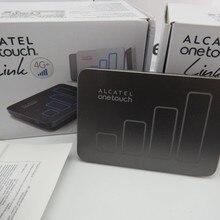 Original Unlocked Alcatel Y900 4G+ Cat6 300Mbps 4G LTE WiFi Router With Sim Card Slot LED Pocket Mobile Hotspot