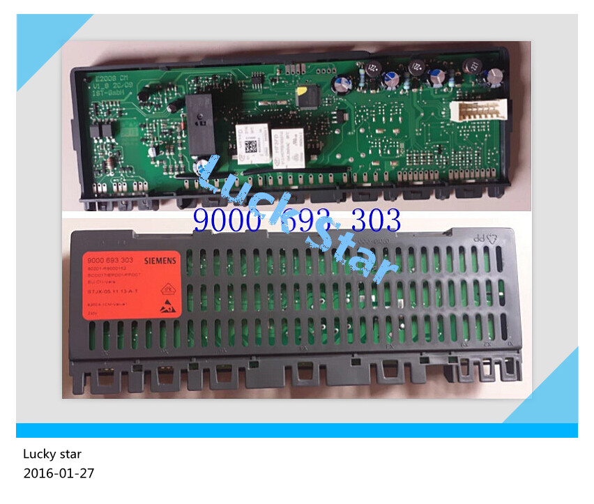 95% new Siemens good working High-quality for refrigerator Computer board 9000693303 board 95