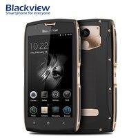 Blackview BV7000 5 дюймовый смартфон сенсорная Celular IP68 Водонепроницаемый NFC 1920x1080 2 GB Оперативная память 16 Гб Встроенная память отпечатков пальцев