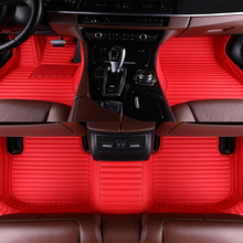 WLMWL Car Floor Mats For Chevrolet all models cruze aveo captiva sonic lacetti trax car accessories Car Carpet Covers floor mats luminous alloy car ignition switch cover auto car accessories stickers for chevrolet cruze sonic aveo