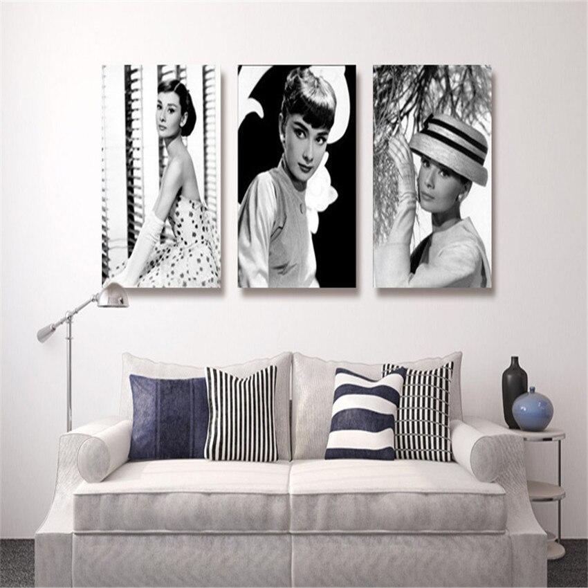 Online buy wholesale audrey hepburn picture from china for Audrey hepburn pictures to buy