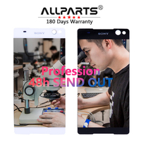 Warranty 6 0 1920x1080 Display For SONY Xperia C5 LCD Touch Screen Digitizer C5 Ultra Display