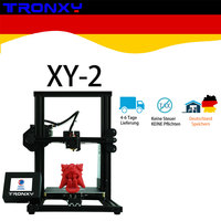 Newest XY 2 DIY Kit 3D printer Large Size Continuation Print Power Full Mental High Precision 3D Impressora ship from Germany