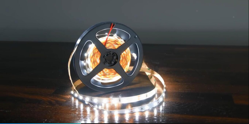 DIY LED U-HOME High CRI RA 97+ LED Strip Light SMD5630 Daylight White 5500K-6000K for Camera Movie Film DIY LED Panel Light