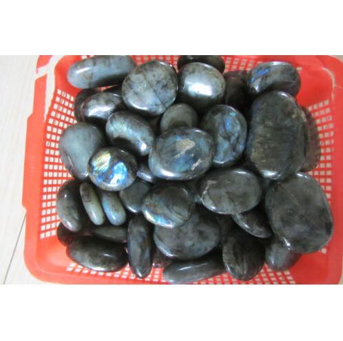 WHOLESALE PRICE! NATURAL Labradorite Crystal Stone Original