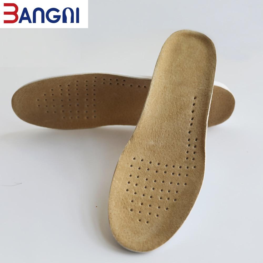 3ANGN 1.5 cm-3.5 cm de aumento de la altura de la piel plantillas de - Accesorios de calzado - foto 6