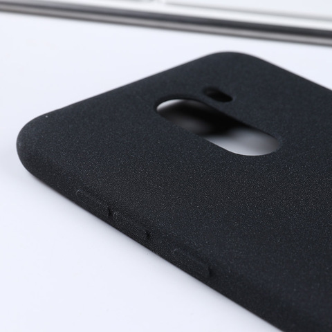 For Xiaomi Pocophone F1 Case Soft TPU Silicone Plain Matte Anit-knock Protective Shell Back Cover For Xiaomi Poco F1 Cases Bag Islamabad