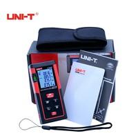 UNI T Digital Laser Distance Meter Level Range Finder 40M/60M/80M/100m/120m/150m Length/area/volume accumulation/subtraction