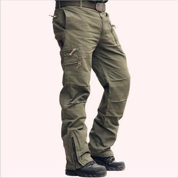 U.S. ARMY 101ST AIRBORNE DIV. M42 (Repro) Men\'s Cargo Pants 2