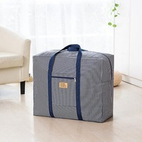 Sikote Waterproof Solid Oxford Cloth Travel Bag Storage Package 3 Size Large Size Shopping Bags Quilts