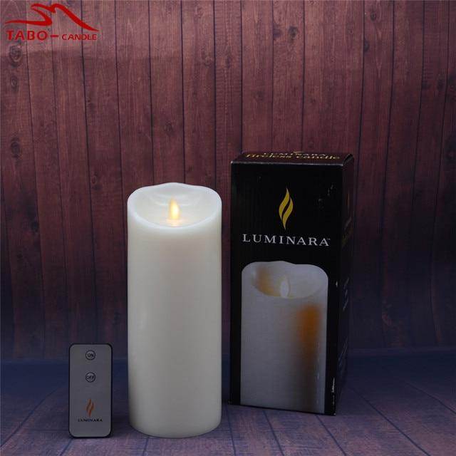 luminara outdoor candles. Luminara OUTDOOR 9\ Outdoor Candles M
