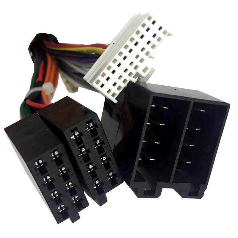 Handsfree Modified Car Bluetooth Interface Port Music Player Lossless Freisprech Adapter Plug
