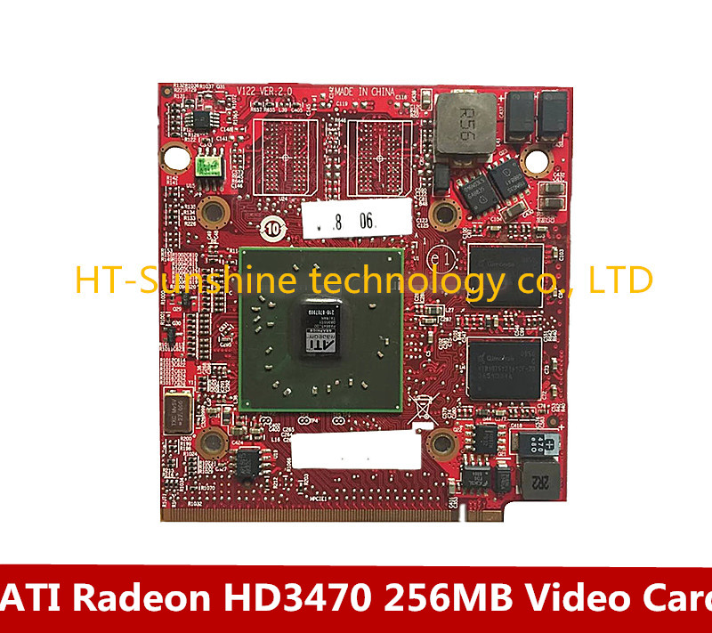 ATI Radeon HD3470 HD 3470 256MB Video Graphics Card 4520 5520 4720G 4920 5920 7720 5530ATI Radeon HD3470 HD 3470 256MB Video Graphics Card 4520 5520 4720G 4920 5920 7720 5530
