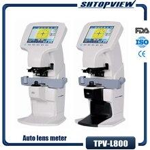 L-800 полнофункциональный цифровой объектив метр focimeter lensometer с PD УФ-принтер синий светильник
