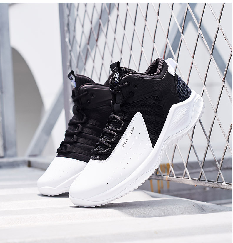 361 men's shoes sports shoes 2018 autumn wear-resistant mesh 361 degree basketball shoes