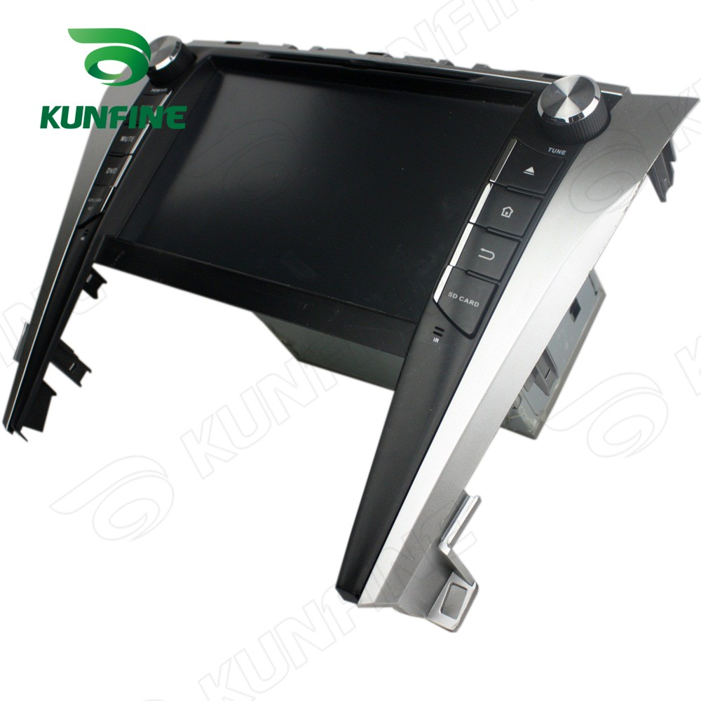 Car dvd GPS Navigation player for TOYOTA CAMRY  2015 C