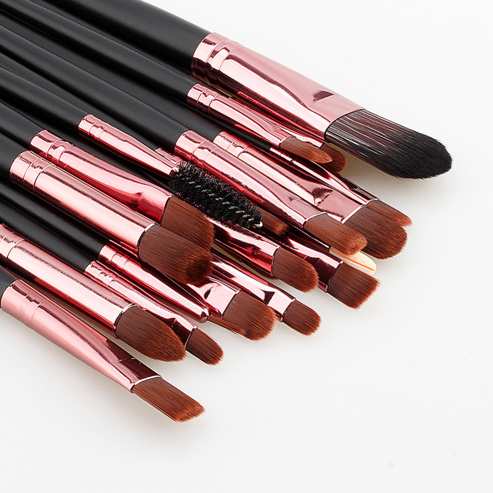 New Professional 20 Pcs Makeup Brush Synthetic Hair Multi Function Makeup Brushes Eyeshadow Blusher Powder Brush