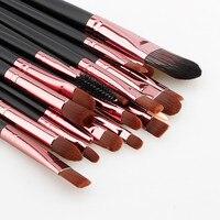 New Professional 20 Pcs Makeup Brush Synthetic Hair Multi Function Makeup Brushes Eyeshadow Blusher Powder Brush