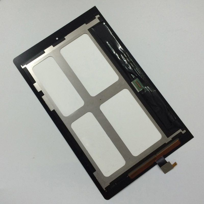 LCD Display Panel Screen Monitor + Touch Screen Panel Digitizer Sensor Glass Assembly For Lenovo B8000 Yoga Tablet 10 60047 10 1 for lenovo b8000 b8000h b8000 h 60046 yoga display assembly full lcd with frame digitizer touch screen 10 mcf 101 1093 v3