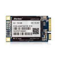 Zheino MSATA 3 16GB 30GB 60GB 64GB 120GB 128GB 240GB 256GB SSD SATA3 6GB S Internal