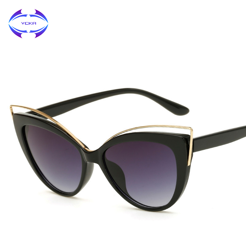 VCKA 2017 Fashion Cat Eye Sunglasses