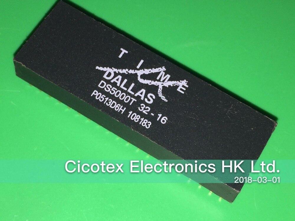DS5000T32 16 IC MCU 8BIT 32KB NVSRAM 40EDIP DS5000T 32 16 DS5000T 32 16