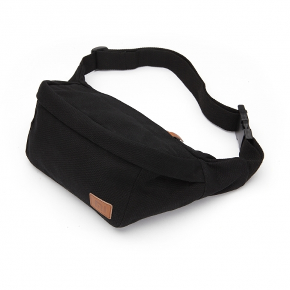 durable suitable for waist pack Colour : Black / Khaki