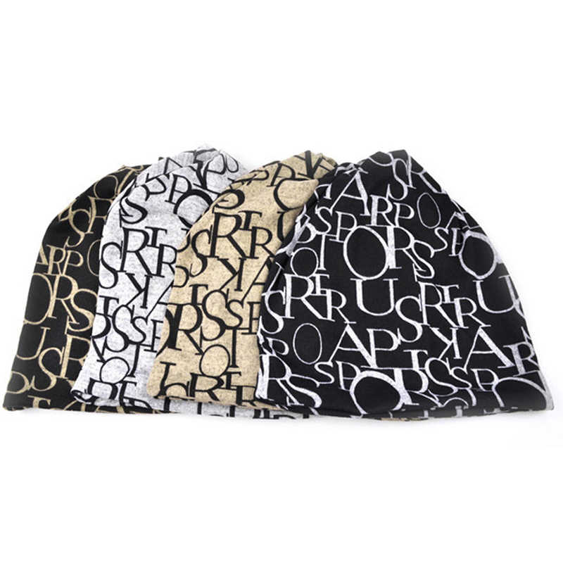 7556cda97ac ... autumn   winter gorros beanie hats for women The use of 3 kinds of bone  High ...