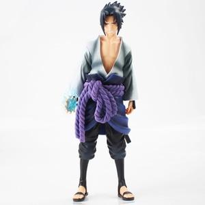 Image 3 - Anime Naruto rakamlar Uzumaki Naruto Uchiha Sasuke Hatake Kakashi Grandista koleksiyon Model oyuncaklar
