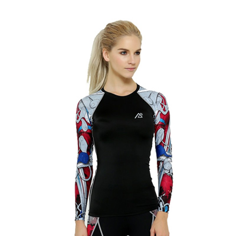 Female-s-Long-Sleeve-T-shirt-Sports-Wearing-Clothing-Women-Compression-Tight-Shirts-Breathable-Windproof-Weight