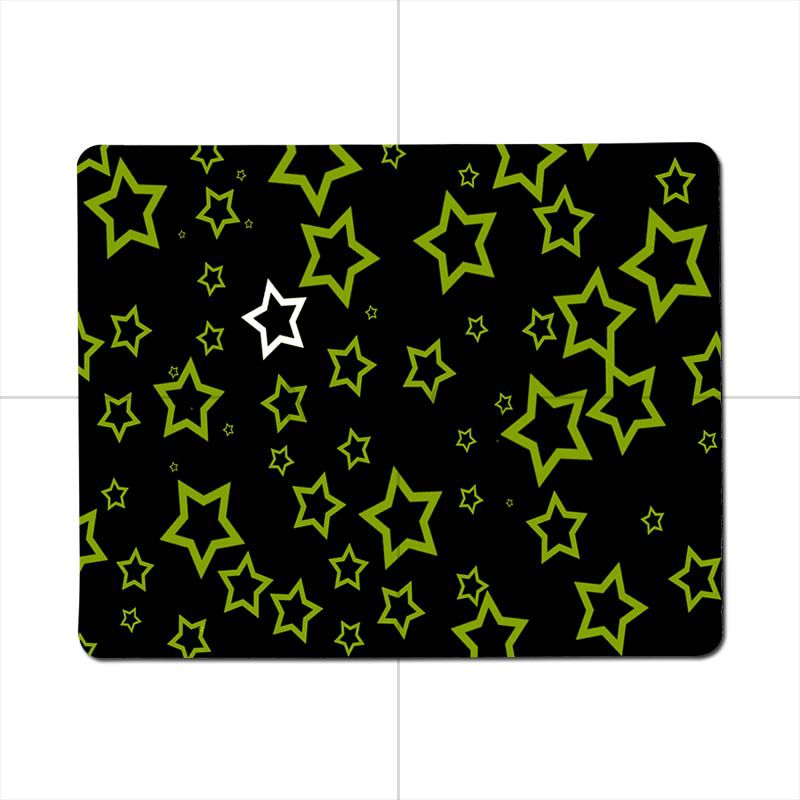 MaiYaCa красивая звезда фон малые игровые коврики Высокое качество Desktop Размеры для 25X29 см 18x22 см игровые коврики