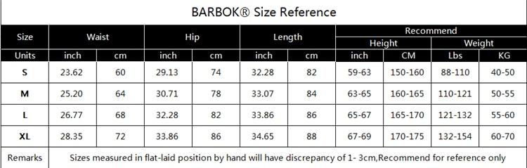 BARBOK スポーツパンツ通気性スリム女性フィットネススポーツウェアジムレギンス女性のシームレスなランニングトレーニングレギンス