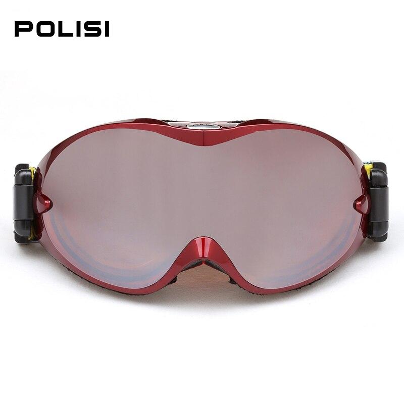Prix pour CHAUDE Off-Road Snowboard Motoneige Ski Lunettes lunettes de Soleil Lunettes de Sport Couleurs Lentille Ski Lunettes Grand Sphérique p803 #3
